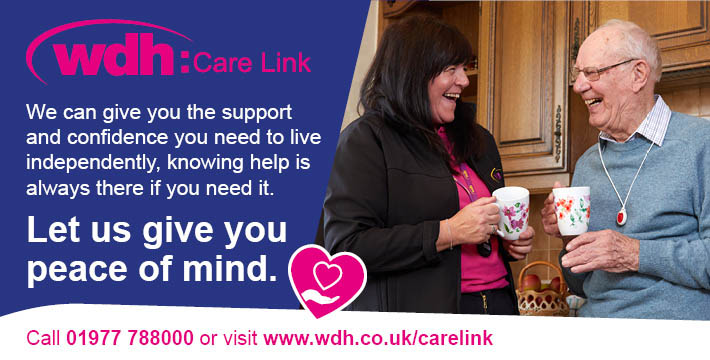 Care Link - support and confidence to live independently