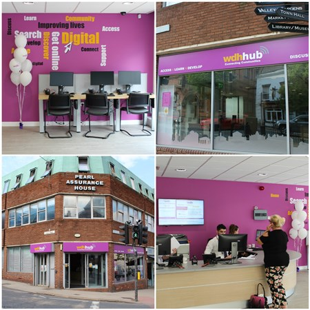 The Pontefract Hub is now open!