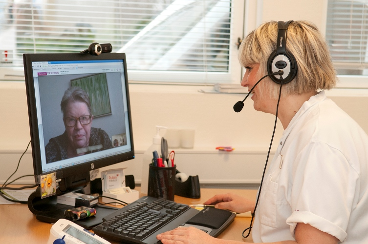 New Priory Extra Care Scheme to pilot telemedicine for residents