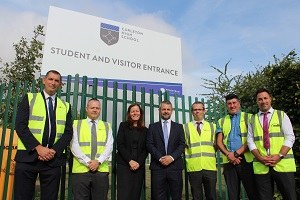 Improvement works underway with Academies Trust