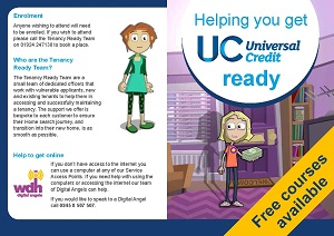 Free Universal Credit courses