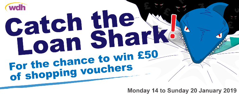 Take part in our Catch the Shark quiz for the chance to win £50 of shopping vouchers