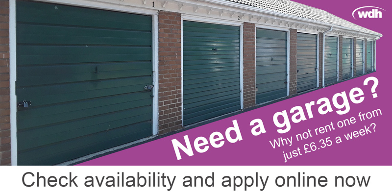 Garages available across the Wakefield district