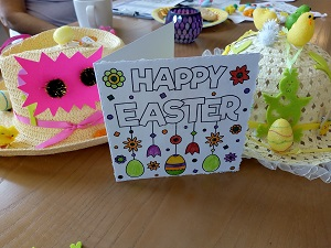 Pontefract residents get creative for Easter