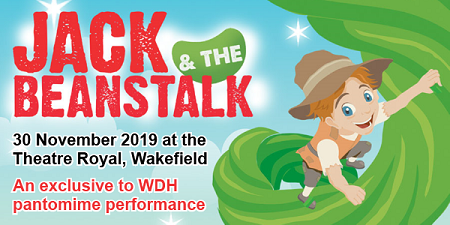 WDH Pantomime is coming!