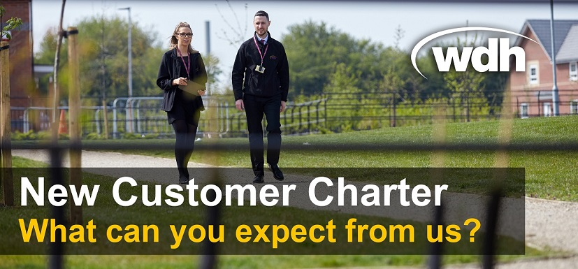Let us introduce our new Customer Charter